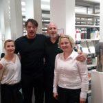 Krimi Vorlesung mit TV Star Ronald Zehrfeld